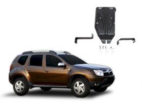 Stahlabdeckung des Differenzials Dacia Duster 4WD 1,5d; 4WD 1,6; 4WD 2,0, 2010-2015; 2015-2018
