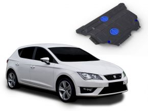 Stahlmotorabdeckung und Getriebeschutz für Seat Leon 1,2TFSI 2013-2014