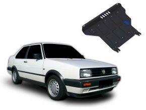 Stahlmotorabdeckung und Getriebeschutz für Volkswagen Jetta MT 1,6; 1,8 1984-1992
