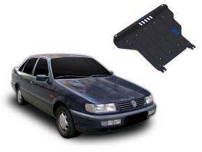 Stahlmotorabdeckung und Getriebeschutz für Volkswagen Passat MT 1,4; 1,6; 1,8; 2,0 1993-1997