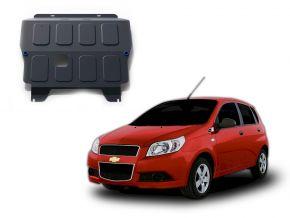 Stahlmotorabdeckung und Getriebeschutz für Chevrolet Aveo 1,2; 1,4 2008-2012