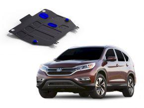 Stahlmotorabdeckung und Getriebeschutz für Honda CR-V 2,0 nur für die angegebene Motorisierung! 2012-2016