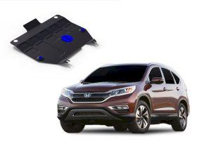 Stahlmotorabdeckung und Getriebeschutz für Honda CR-V 2,4 nur für die angegebene Motorisierung! 2012-2016