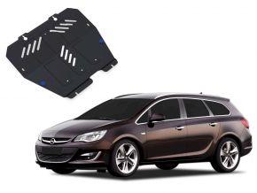 Stahlmotorabdeckung und Getriebeschutz für Opel Astra Family 1,4; 1,6; 1,8 2012-