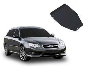 Stahlmotorabdeckung und Getriebeschutz für Subaru Legacy 2,0; 2,5; 3,0  2003-2009