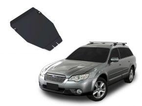 Stahlmotorabdeckung und Getriebeschutz für Subaru Outback 2,5; 3,0 2003-2009