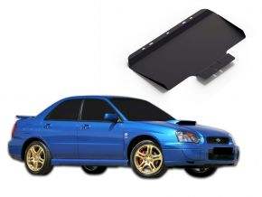 Stahlmotorabdeckung und Getriebeschutz für Subaru Impreza 1,6; 1,8; 2,0 1998-2003