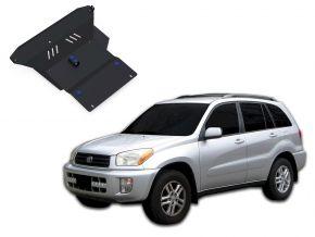 Stahlmotorabdeckung und Getriebeschutz für Toyota RAV4 1,8; 2,0 2000-2006