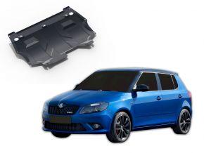 Stahlmotorabdeckung und Getriebeschutz für Skoda Fabia RS 1,4TSI 2010-2015