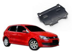 Stahlmotorabdeckung und Getriebeschutz für Volkswagen Polo 1,2; 1,4; 1,6 2005-2010, 2010-2014