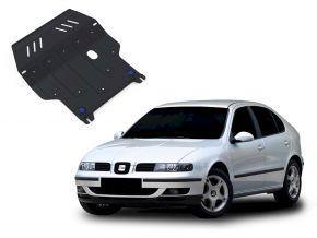 Stahlmotorabdeckung und Getriebeschutz für Seat Leon passt für alle Motoren 1998-2005