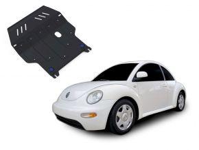 Stahlmotorabdeckung und Getriebeschutz für Volkswagen New Beetle passt für alle Motoren 1998-2005