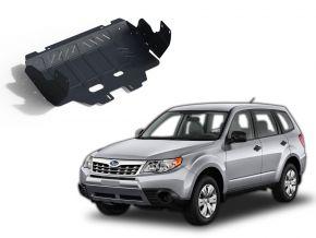 Stahlmotor- und Kühlerabdeckung für Subaru Forester CVT 2,0; 2,5 2013-2016; 2016-2018