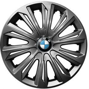 """Radkappen für BMW 15"""", STRONG Graphit lackiert 4 Stück"""