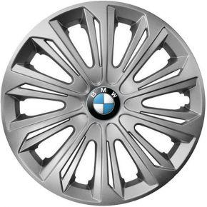 """Radkappen für BMW 15"""", STRONG grau 4 Stück"""