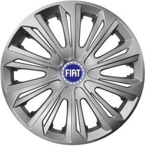 "Radkappen für FIAT BLUE 15"", STRONG grau 4 Stück"