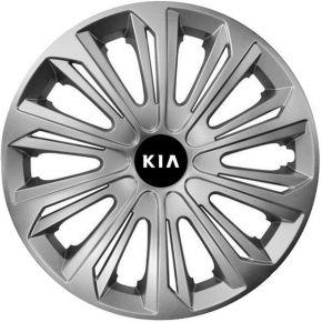 "Radkappen für KIA 15"", STRONG grau 4 Stück"