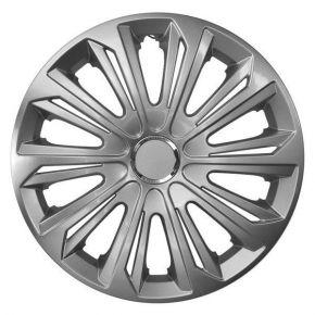 "Radkappen für SKODA 15"", STRONG grau lackiert 4 Stück"