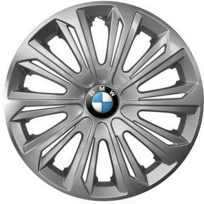 "Radkappen für BMW 15"", STRONG grau lackiert 4 Stück"