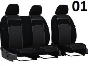Autopoťahy na mieru Vip IVECO DAILY VI 2+1 (2014-2021)