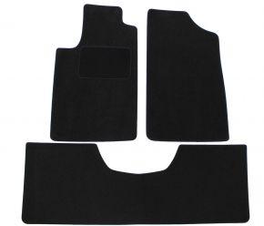 Textil Fußmatten für Peugeot 307 CC (2001-)
