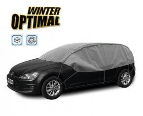 Schutzplane WINTER OPTIMAL für Autofenster und Autodach Tata Indigo 275-295 cm
