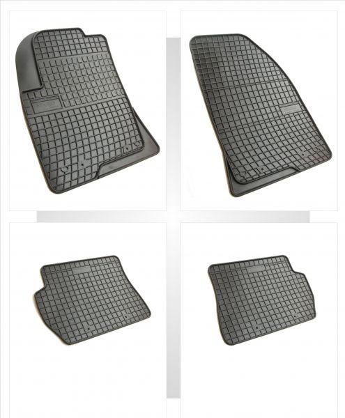 SUBARU FORESTER IV 2013-heute Kofferraumwanne /& Gummi-Fußmatten